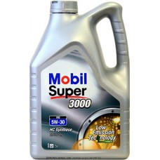 Моторное масло Mobil Super 3000 XE SAE 5W-30